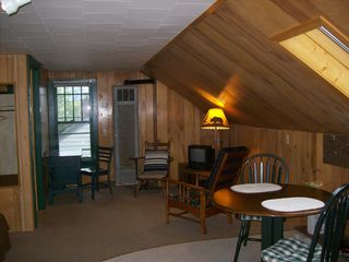 613 Cabin great room