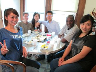 613 Sushi party August 15, 2013 (2)